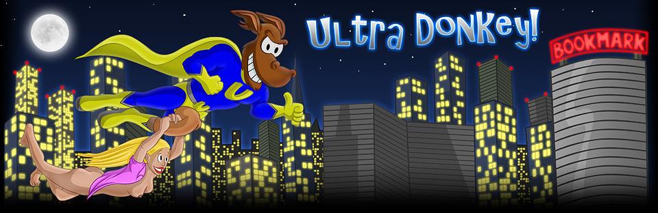 Ultradonkey logo